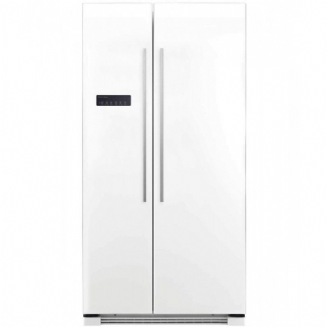 Fisher & Paykel RX628DW1 Freestanding USA Style Refrigeration Gloss White